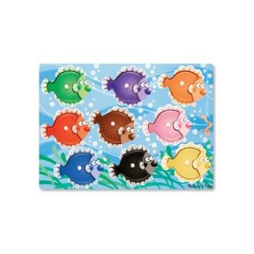 Пазл Melissa and Doug Разноцветные рыбки