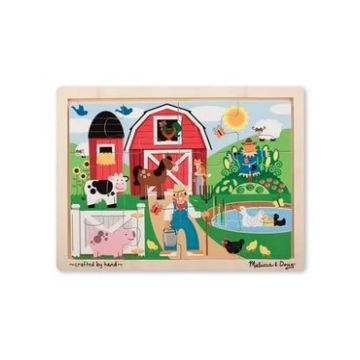 Пазл Melissa and Doug Ферма
