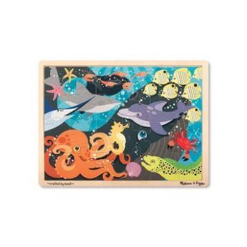 Пазл Melissa and DougПазл Melissa and Doug Животные океана, возраст от 3 лет<br><br>Возраст: от 3 лет