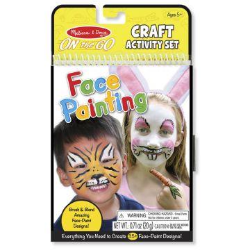 Набор для творчества Melissa and DougНабор для творчества Melissa and Doug Аквагрим, возраст от 5 лет<br><br>Возраст: от 5 лет