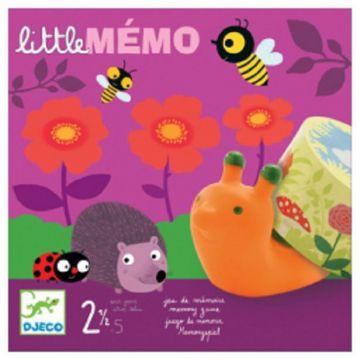 Djeco, Настольная игра «Мемо» 08552Djeco, Настольная игра «Мемо» 08552, возраст от 2 лет<br><br>Возраст: от 2 лет