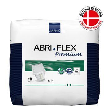 Трусики AbenaТрусики Abri-Form L1 объем 100-140 см впитываемость 1400 мл (14 шт), в упаковке 14 шт.<br><br>Штук в упаковке: 14