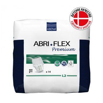 Трусики AbenaТрусики Abri-Form L2 объем 100-140 см впитываемость 1900 мл (14 шт), в упаковке 14 шт.<br><br>Штук в упаковке: 14