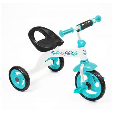 Nika Велосипед City trike СТ-13 (голубой)Nika Велосипед City trike СТ-13 (голубой)<br>