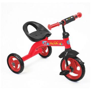 Nika Велосипед City trike СТ-13 (красный)Nika Велосипед City trike СТ-13 (красный)<br>