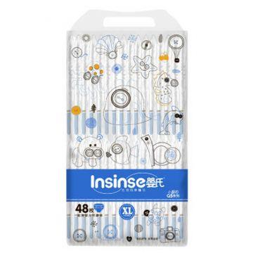 Подгузники InsinseПодгузники Insinse Q5 размер XL (13+кг) 48 шт , в упаковке 48 шт., размер XL (BIG)<br><br>Штук в упаковке: 48<br>Размер: XL (BIG)