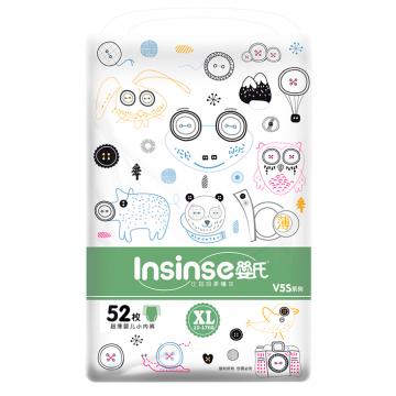 Трусики InsinseТрусики Insinse  размер XL (13-15 кг) 56 шт, в упаковке 56 шт., размер XL (BIG)<br><br>Штук в упаковке: 56<br>Размер: XL (BIG)