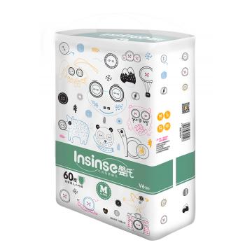 Трусики InsinseТрусики Insinse  размер M (6-9 кг) 60 шт, в упаковке 60 шт., размер M<br><br>Штук в упаковке: 60<br>Размер: M