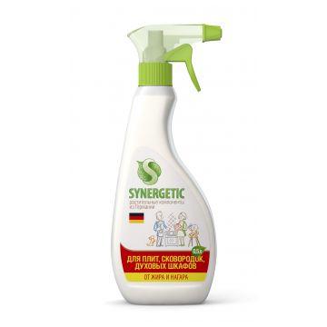 Спрей чистящий Synergetic для кухонных плит и поверхностей, 500 мл