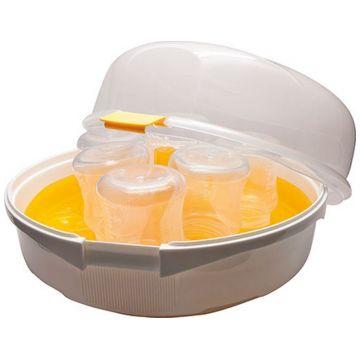 СветоДомMaman, Стерилизатор детских бутылочек для СВЧ печи LS-B701<br>