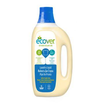 Жидкость для стирки Ecover концентрат EcoverЖидкость для стирки Ecover концентрат экологический 1,5 л, объем, 1.5л.<br><br>Объем, л.: 1.5