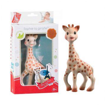Vulli  Развивающая игрушка прорезыватель Жираф Софи 616424Vulli  Развивающая игрушка прорезыватель Жираф Софи 616424<br>