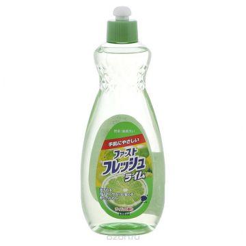 Гель для мытья посуды Daiichi Fresh аромат лайма 600 мл