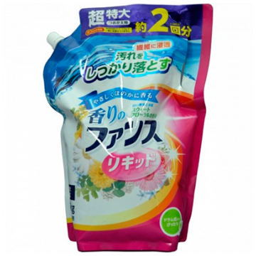жидкое средство для стирки DaiichiКонцентрированное универсальное жидкое средство Daiichi для стирки белья Цветочный сад 1,65 кг (мягкая упаковка), объем, 1.65л.<br><br>Объем, л.: 1.65