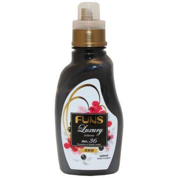Кондиционер для белья Daiichi FUNS Luxury с ароматом грейпфрута и черной смородины 680 мл