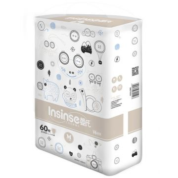 Трусики InsinseТрусики Insinse размер M (6-9 кг) 60 шт супертонкие , в упаковке 60 шт., размер M<br><br>Штук в упаковке: 60<br>Размер: M