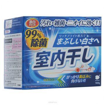 Стиральный порошок DaiichiСтиральный порошок универсальный Daiichi сушка в помещении с антибактериальным эффектом 900 г<br>