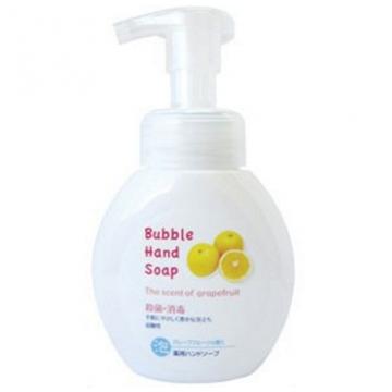 Пенное мыло для рук  Buble Hand с ароматом грейпфрута 250 мл DaiichiПенное мыло для рук Daiichi Buble Hand с ароматом грейпфрута 250 мл<br>