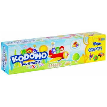 Детская зубная паста Kodomo KodomoДетская зубная паста Kodomo Orange 45 гр<br>