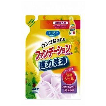 Гелевый пятновыводитель KaneyoГелевый пятновыводитель для  одежды Kaneyo для льна, синтетики и хлопка 200 мл (см.блок)<br>