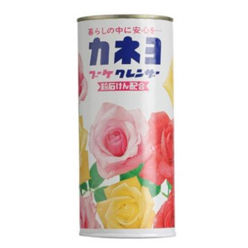 Порошок чистящий KaneyoПорошок чистящий для кухни Kaneyo аромат цветов 400 г<br>
