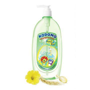Средство для мытья Kodomo KodomoСредство для мытья Kodomo  От макушки до пяточек для детей 400 мл , объем, 400л.<br><br>Объем, л.: 400