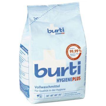 Стиральный порошок BurtiСтиральный порошок Burti Hygiene Plus дезинфицирующий 1.1 кг<br>