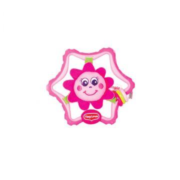 Погремушка Tiny LoveПогремушка Tiny Love Цветочек 420, в упаковке 1 шт., возраст с 0 мес.<br><br>Штук в упаковке: 1<br>Возраст: с 0 мес.