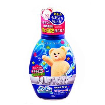 Жидкое мыло для стирки детского белья NissanЖидкое мыло для стирки детского белья Nissan Fa-Fa с цветочным ароматом флакон 400 г<br>