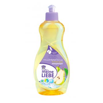 Гель для мытья посуды Meine LiebeГель для мытья посуды Meine Liebe концентрат Сочная груша 500 мл<br>