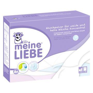Стиральный порошок Meine LiebeСтиральный порошок Meine Liebe для белых вещей с OXI эффектом, концентрат, 1000 г<br>