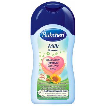 Молочко для тела BubchenМолочко для тела Bubchen с рождения 400 мл, возраст с 0 мес.<br><br>Возраст: с 0 мес.
