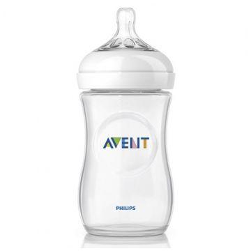 Бутылочка для кормления Avent Natural (1 шт.) 260 мл