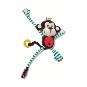 Развивающая игрушка EdushapeРазвивающая игрушка Edushape Моя обезьянка , возраст с 0 мес.<br><br>Возраст: с 0 мес.