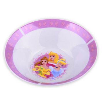 Посуда детская DisneyПосуда детская Disney Салатник ПРИНЦЕССЫ 520 мл, возраст 4 ступень (&gt;12 мес)<br><br>Возраст: 4 ступень (&gt;12 мес)