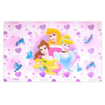 Салфетка под тарелку DisneyСалфетка под тарелку Disney Принцессы 3D, возраст 4 ступень (&gt;12 мес)<br><br>Возраст: 4 ступень (&gt;12 мес)