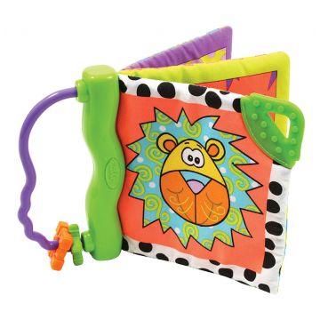 Прорезыватель книжка PlayGroПрорезыватель книжка PlayGro  Зоопарк , возраст с 3 мес<br><br>Возраст: с 3 мес