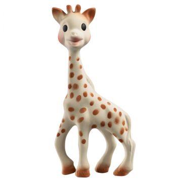 Прорезыватель развивающий VulliРазвивающая игрушка-прорезыватель Vulli  Жирафик Софи, 18 см , возраст с 0 мес.<br><br>Возраст: с 0 мес.