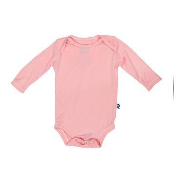 Боди детское KicKee PantsБоди детское KicKee Pants нежно-розовое 3-6 мес. арт. 8_3-6, возраст 3-6 мес.<br><br>Возраст: 3-6 мес.