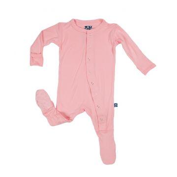 Комбинезон детский KicKee PantsКомбинезон детский KicKee Pants нежно-розовый 6-12 мес. арт. 1_6-12, возраст 9-12 мес.<br><br>Возраст: 9-12 мес.