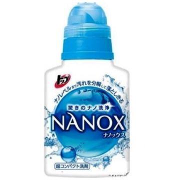 Жидкое средство для стирки Lion NANOX флакон 450 мл