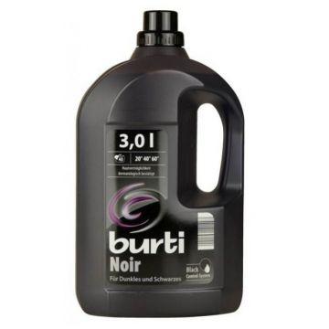 Жидкое средство для стирки черного и темного белья BurtiЖидкое средство для стирки черного и темного белья Burti Noir 3 л, объем, 3л.<br><br>Объем, л.: 3