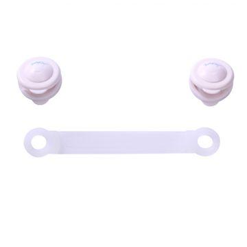 Защита универсальная для холодильников BabyOnoЗащита универсальная для холодильников BabyOno (2шт), в упаковке 2 шт., возраст с 3 мес.<br><br>Штук в упаковке: 2<br>Возраст: с 3 мес.