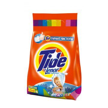 Стиральный порошок TideСтиральный порошок Tide автомат, Color Lenor Scent  4.5 кг<br>