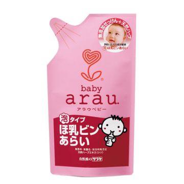 Средство для мытья бутылочек Saraya Arau Baby запасной блок 250 мл