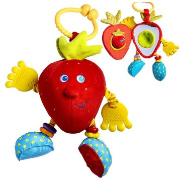 Развивающая игрушка Tiny LoveРазвивающая игрушка Tiny Love Клубничка САЛЛИ , в упаковке 1 шт., возраст с 3 мес.<br><br>Штук в упаковке: 1<br>Возраст: с 3 мес.