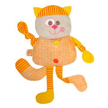 Игрушка МякишиИгрушка Мякиши Доктор Мякиш - Кот 232, возраст с 6 мес.<br><br>Возраст: с 6 мес.