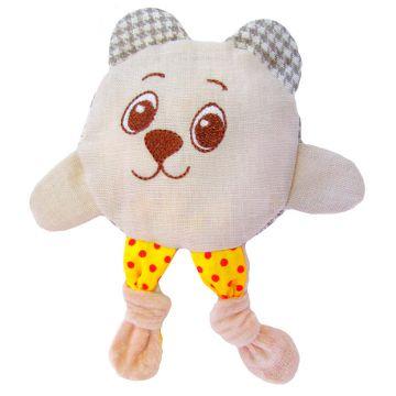 Мягкая игрушка МякишиМягкая игрушка Мякиши Доктор Мякиш - Крошка Мишка 182, возраст с 6 мес.<br><br>Возраст: с 6 мес.