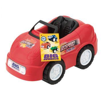 Игрушка Keenway Машинка Воротилы красная 8107