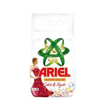 Стиральный порошок ArielСтиральный порошок Ariel автомат «Color and Style»  4.5кг<br>